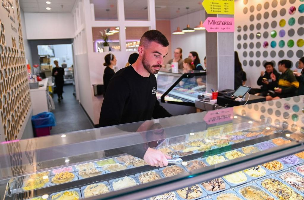 48 Flavours gelato store opens its third SA location with plans to further expand