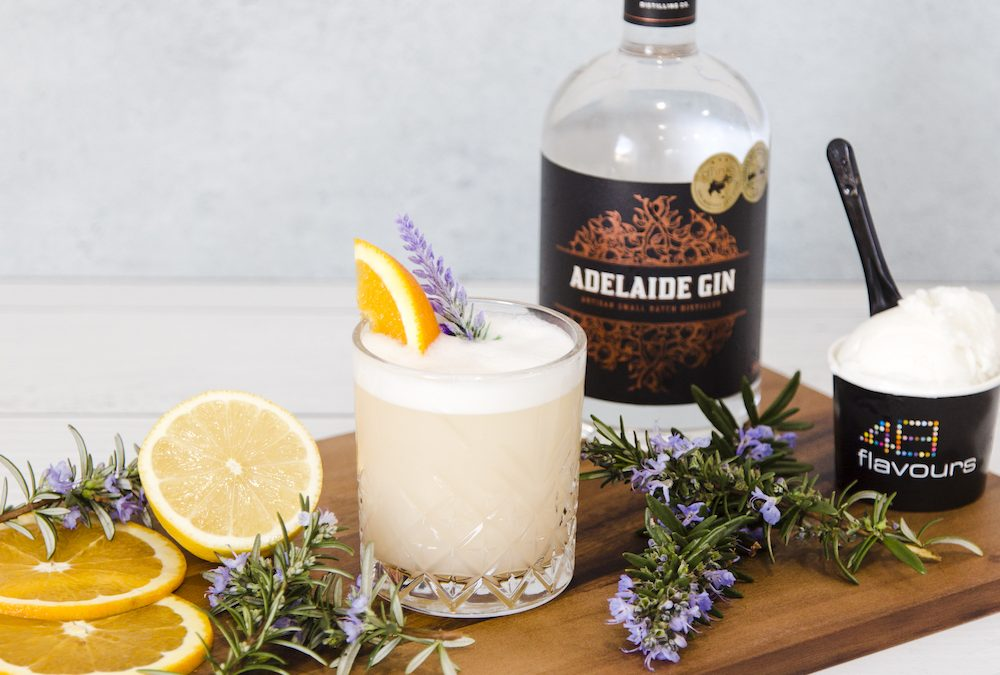 Adelaide Gin & 48 Flavours Celebrating World Gin Day With Gin & Yozu Cocktail