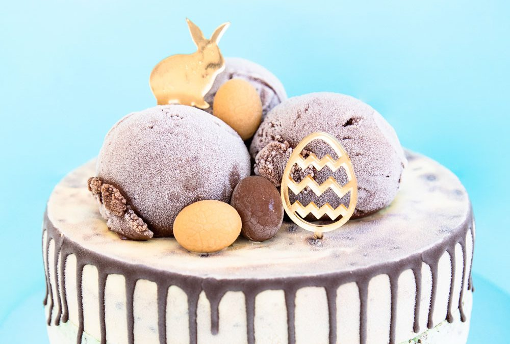 Easter is an Egg-cellent time for gelati! Easter gelati cake range to add to your celebrations!